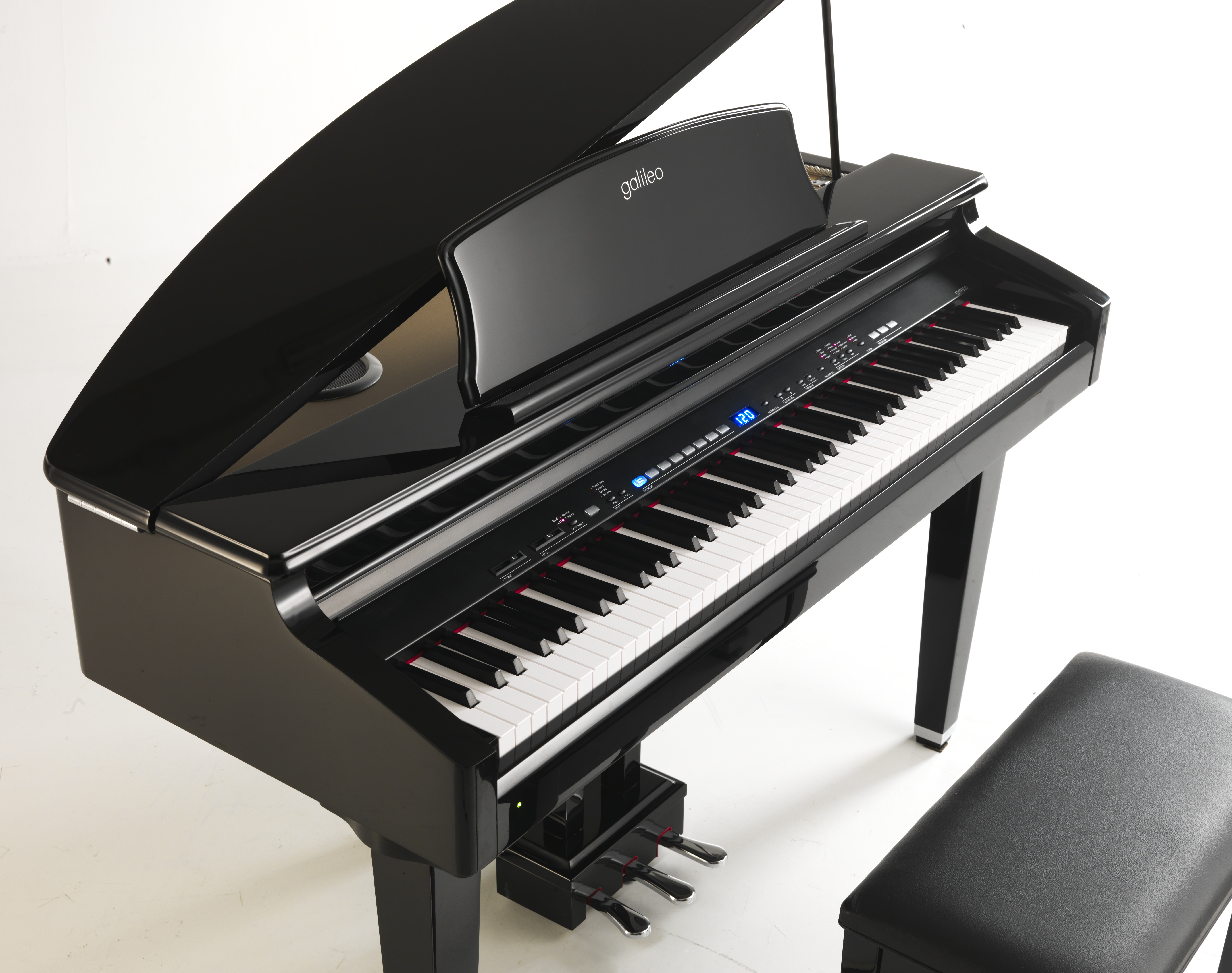 galileo pianos digital pianos in grand vertical and portable offerings from italian piano. Black Bedroom Furniture Sets. Home Design Ideas